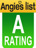 Anglies List Super Service Award