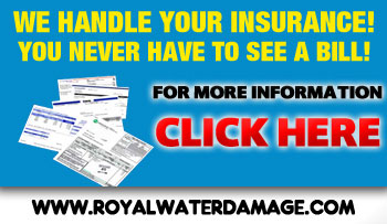 Water Damage, Insurance Billing